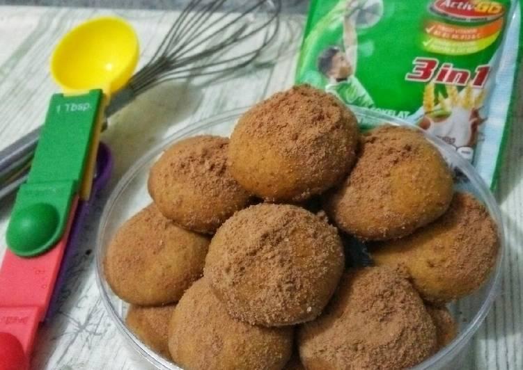 Milky Milo Cookies