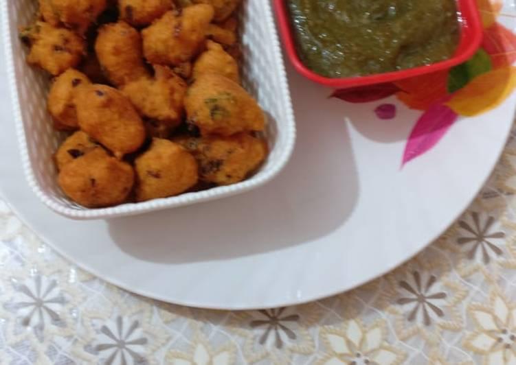 Easy Comfort Dinner Ideas Quick Moong Dal Pakora