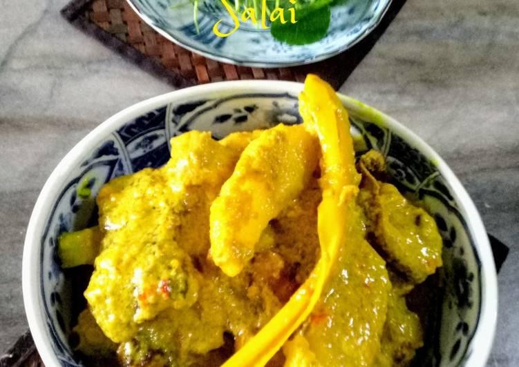 Masak Lomak Cili Api Ayam Kampung Salai - velavinkabakery.com