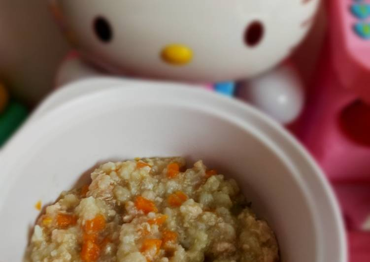 Nasi daging kacang hijau makanan sehat anak 1 tahun