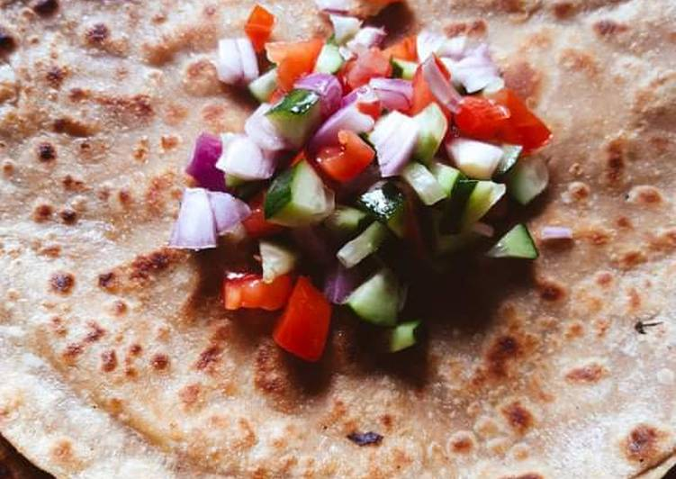 25 Minute Step-by-Step Guide to Prepare Homemade Chanay ki daal ki roti