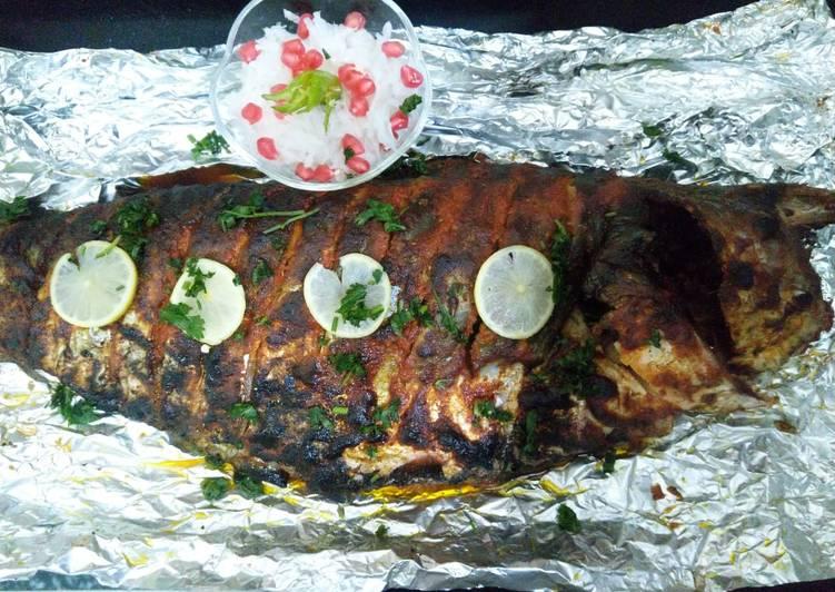 Step-by-Step Guide to Prepare Super Quick Homemade My mexican fish (pescado zarandeado)