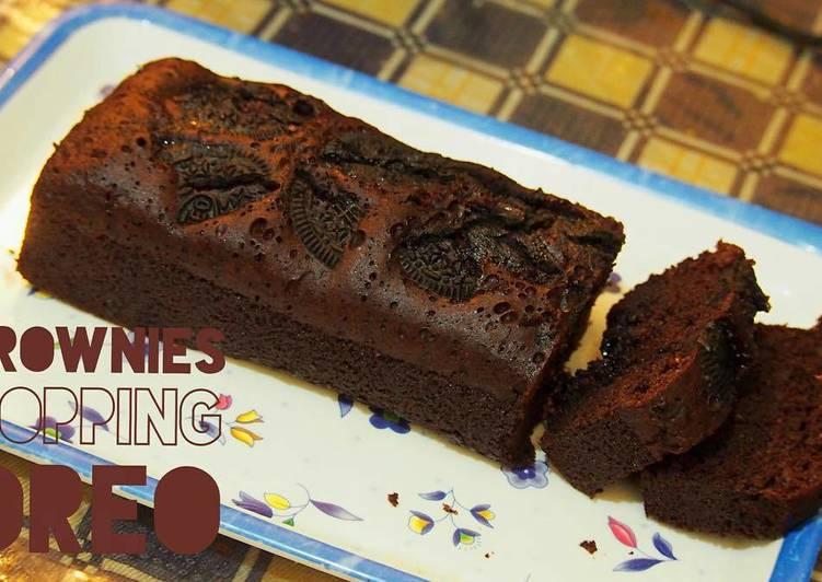 Resep Brownies kukus simple (no mixer) anti gagal oleh Dapur