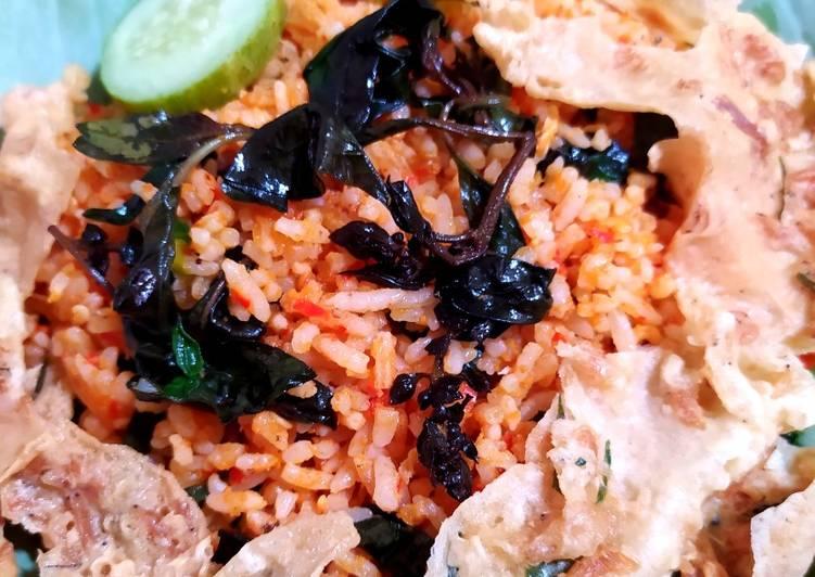 Resep Nasi Goreng Cikur Daun Kemangi Terbaik