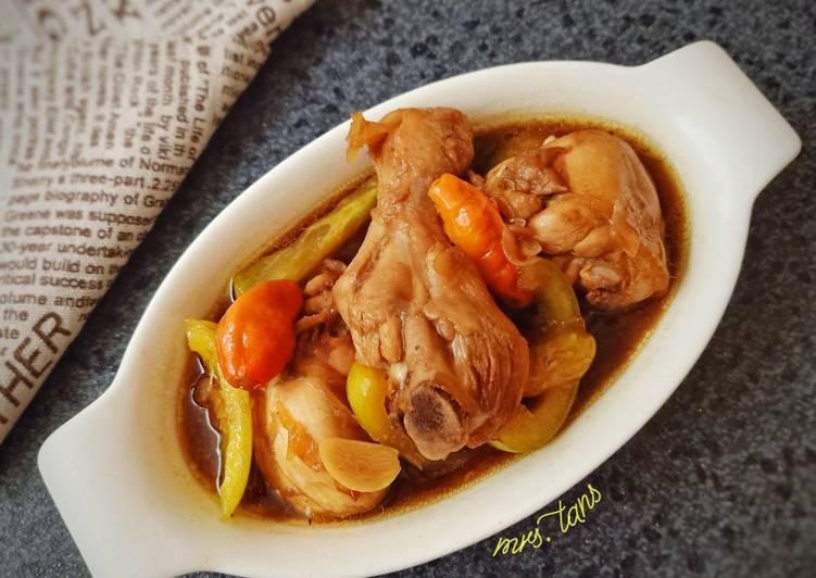 Ayam Kecap Sunda : Must Try !