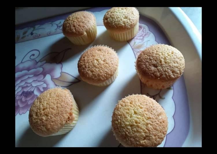 Simple Way to Make Homemade My cupcake