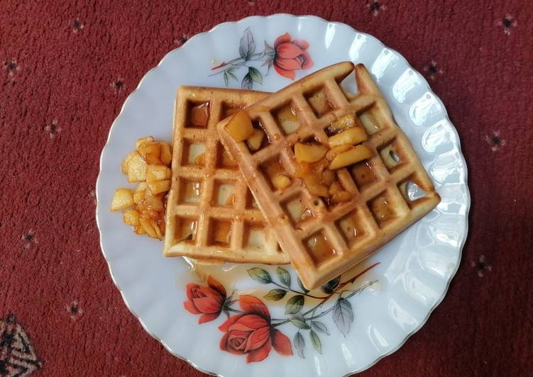 How to Make Award-winning Waffles