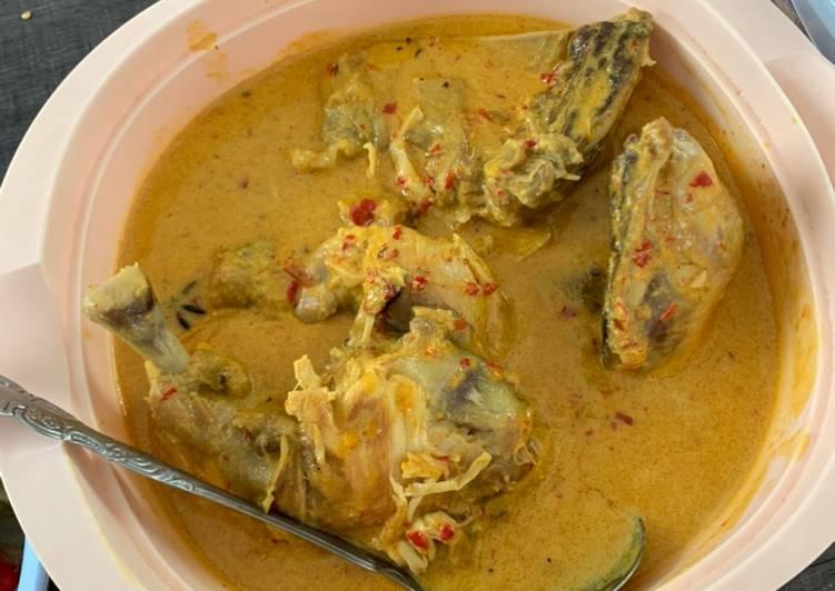 Resep Gulai Ayam yang Lezat