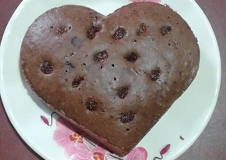 Recipe of Super Quick Homemade Cocoa sponge cake