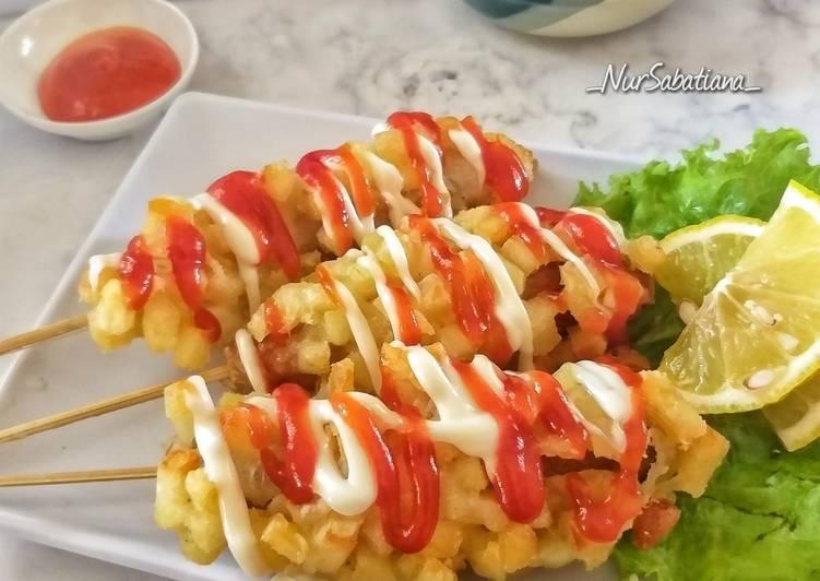 Hotang/Hotdog Kentang/Dokkebi