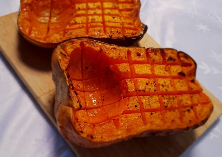 Comment faire Préparer Parfait Butternut rôti