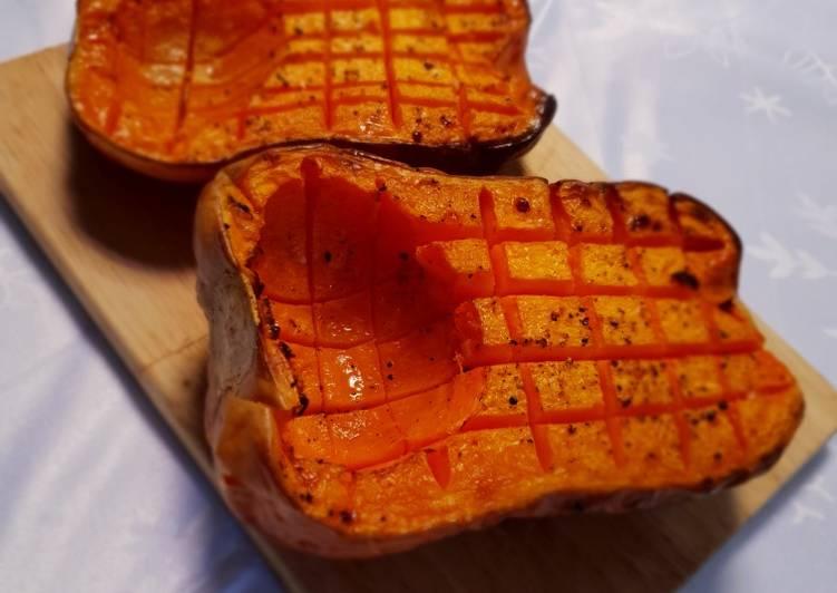 Recipes  Butternut rôti