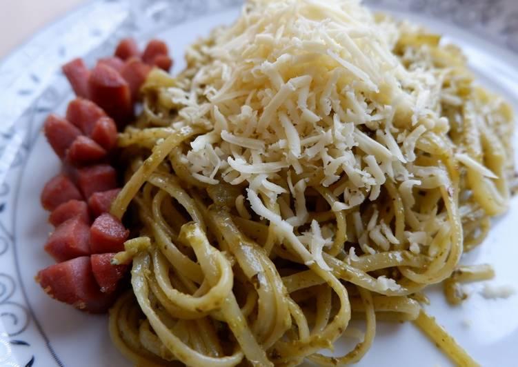 Cara Gampang Membuat Creamy Pesto Pasta yang Bikin Ngiler