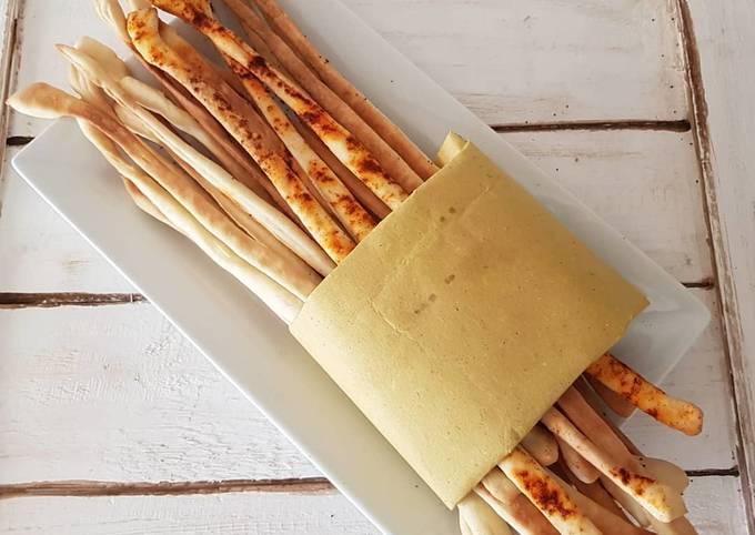 Ricetta Grissini Bonci.Recipe Of Favorite Grissini Fatti In Casa Pizzas House