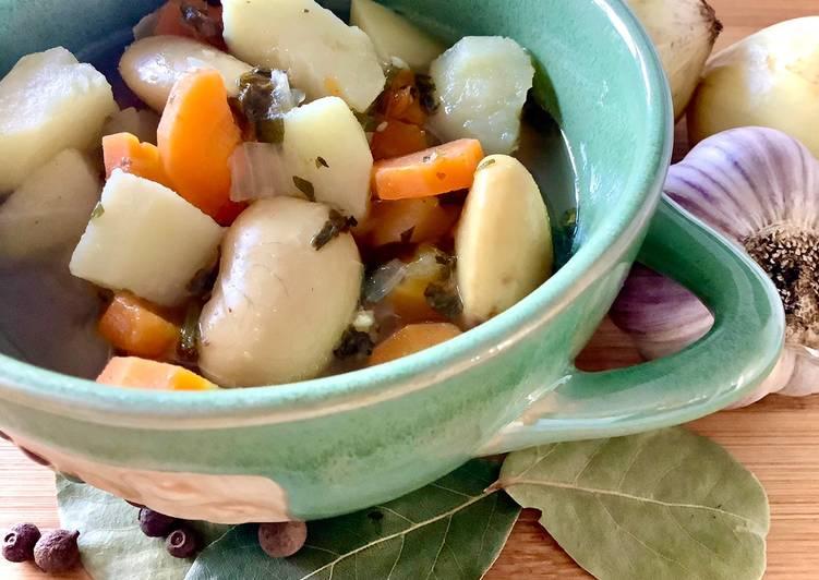 Zupa ze świeżej fasoli Jaś główne zdjęcie przepisu