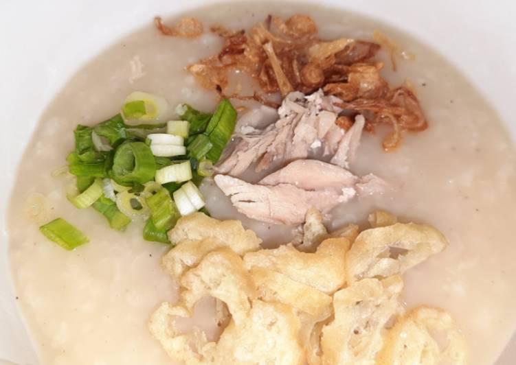Bubur Ayam Istimewa
