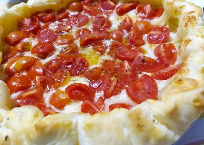 Finta pizza 😋