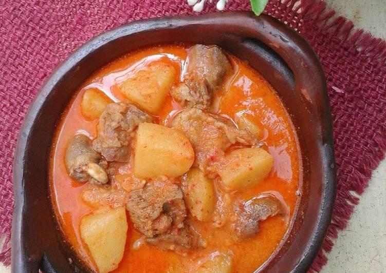 Sambel goreng ati kentang (#pr_masakanbersantan)