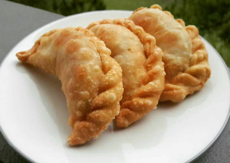 Curry Puff /pastel kare