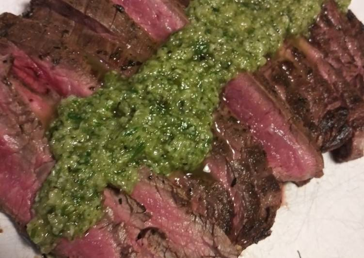 Simple Way to Prepare Perfect Flank Steak
