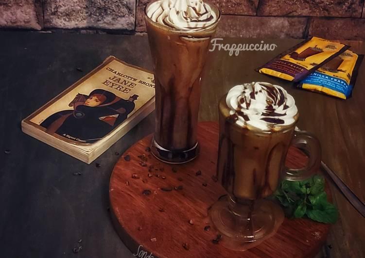 Recipe of Perfect My favorite Frappuccino