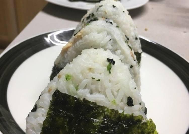 Fish Onigiri