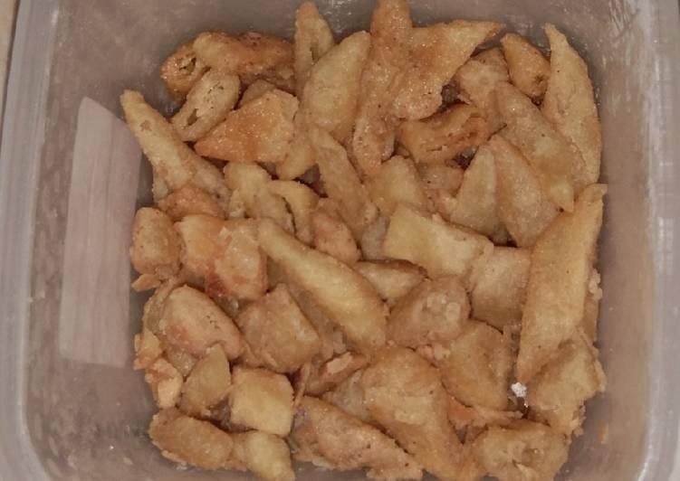 Resep: Lumpia crispy sapi panggang Anti Gagal – Resep Dapur Mama