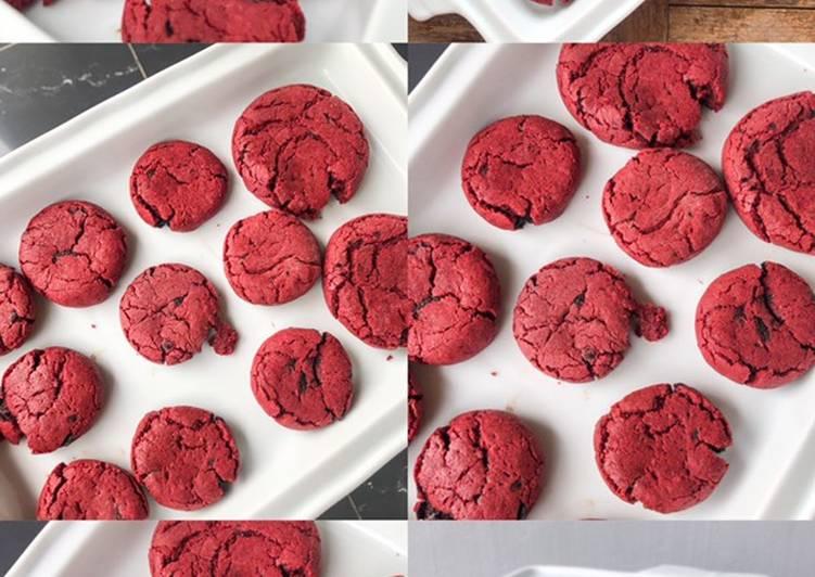 Cookies redvelvet
