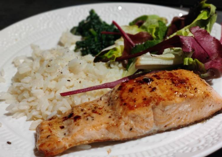 How to Make Perfect Daily Pan Fried Salmon