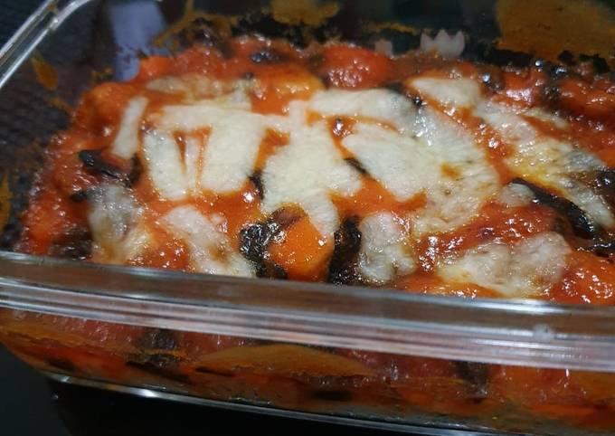 Chicken Mentai Sauce Diet Version