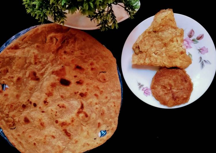 How to Make Award-winning Anda paratha