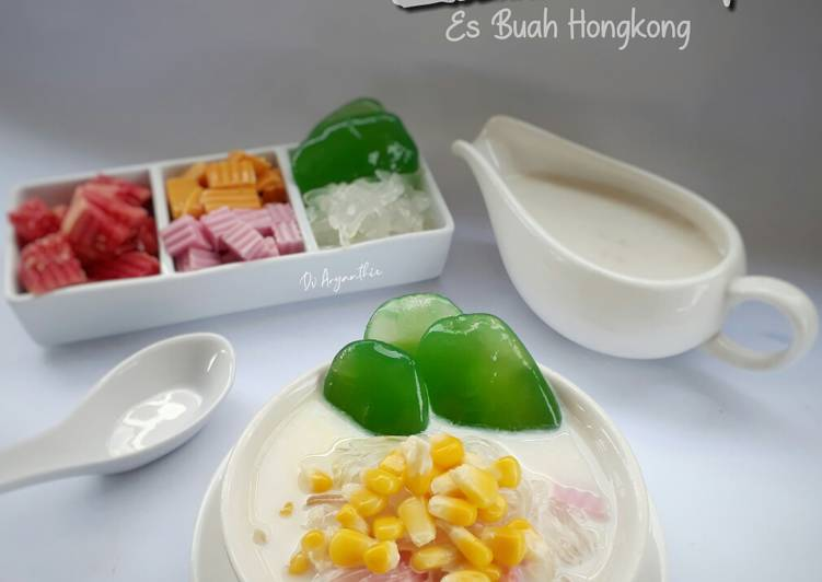 98. Ximilu (es buah hongkong)