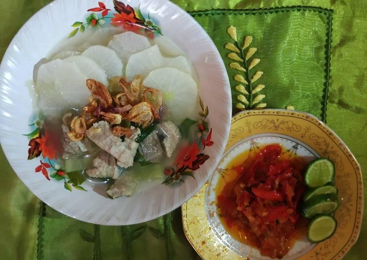 Soto Bandung - Bandungan
