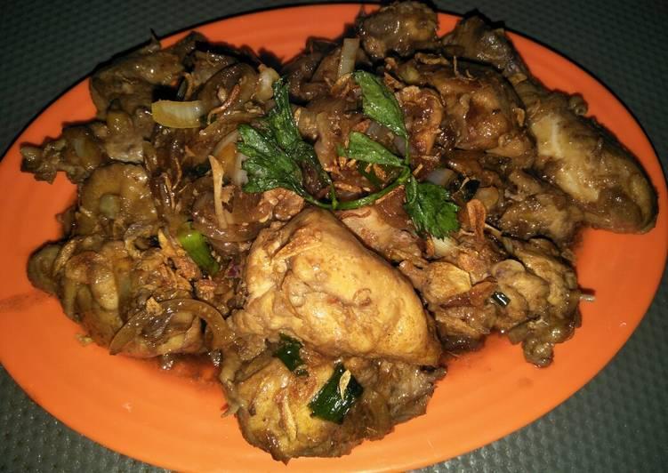 Resep Ayam Teriyaki Simpel Sederhana