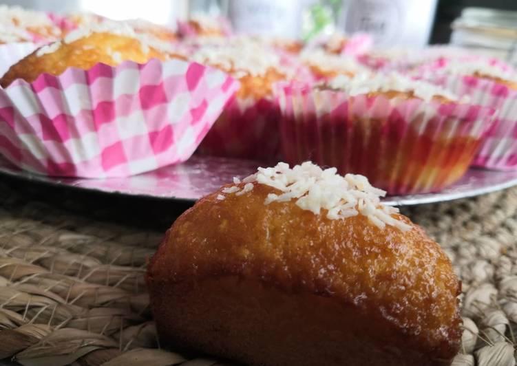 Les Meilleures Recettes de Muffins Coco, très facile
