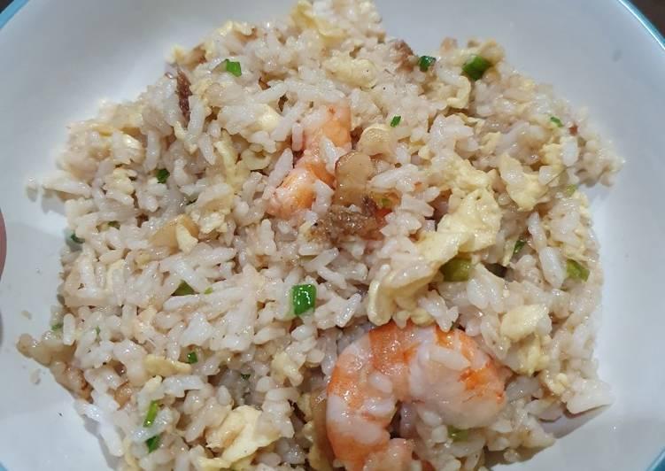 Resep Nasi goreng jepang Paling Gampang