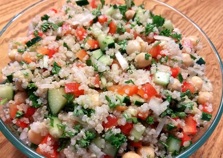 Simple Way to Prepare Any-night-of-the-week Quinoa Salad