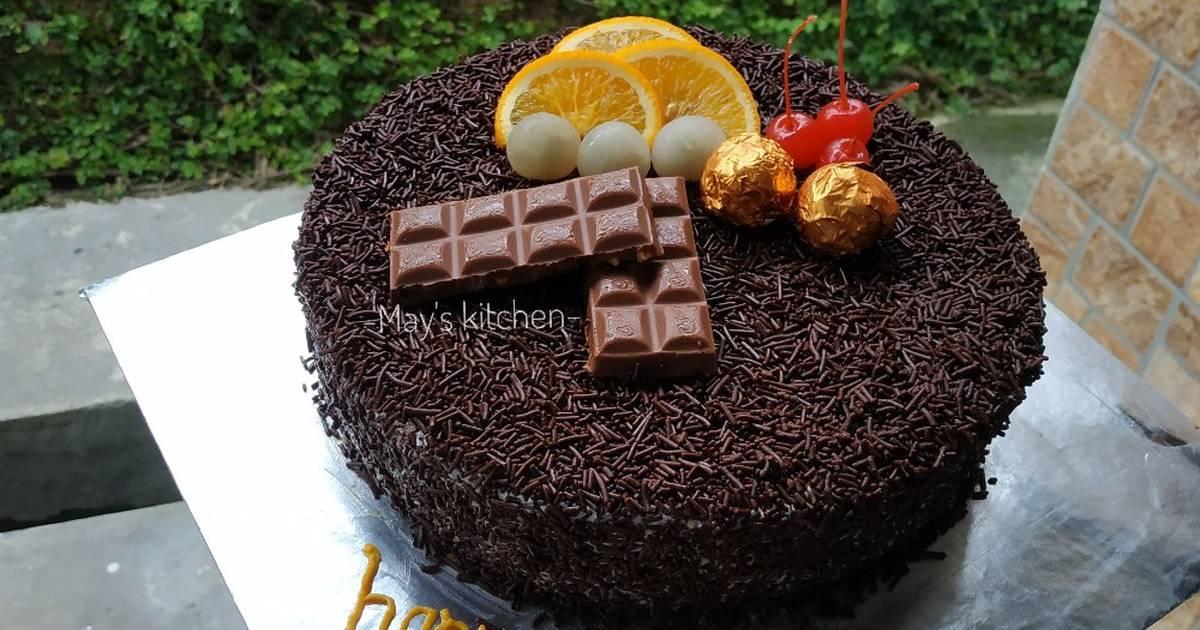4243 Resep Menghias Kue Ulang Tahun Enak Dan Sederhana