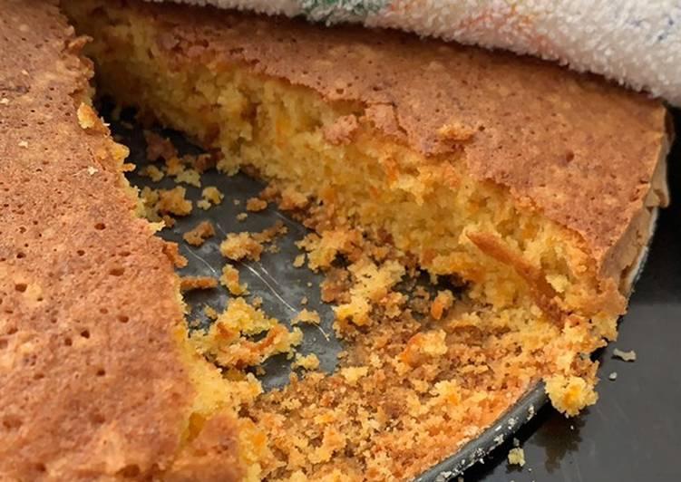 Queque De Zanahoria Receta De Cookpad Cómo hacer la receta de zanahoria rallada. cookpad com