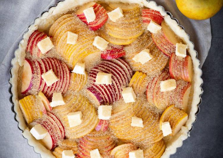 Recette Parfait Tarte aux pommes