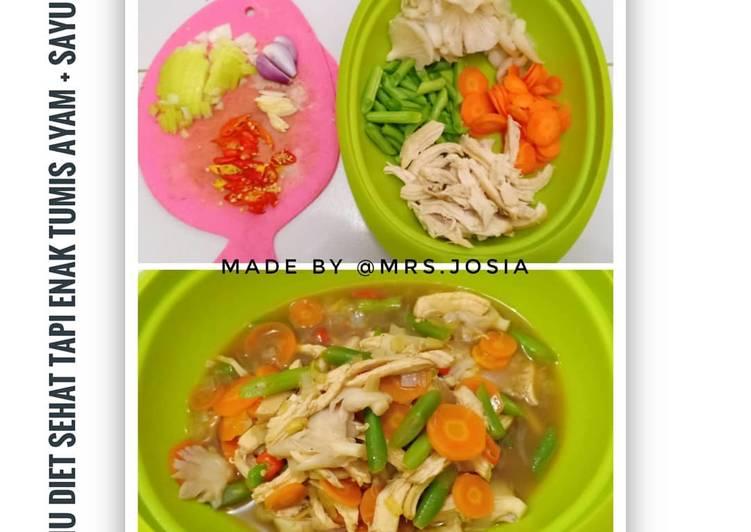 Resep Tumis Ayam Jamur Yang Mudah Enak