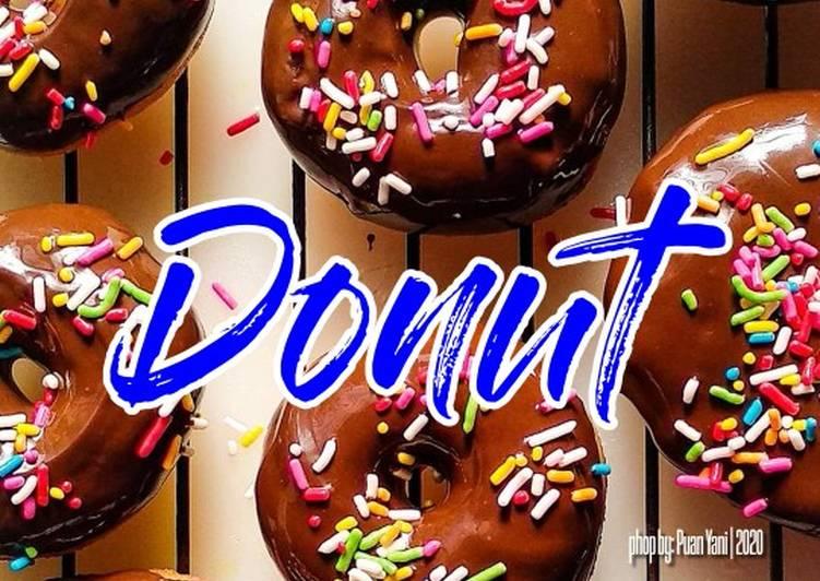 Resepi:  Donut  Sempena PKP