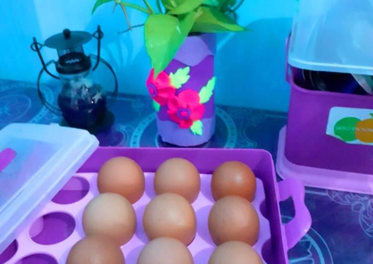 Tips Menyimpan Telur