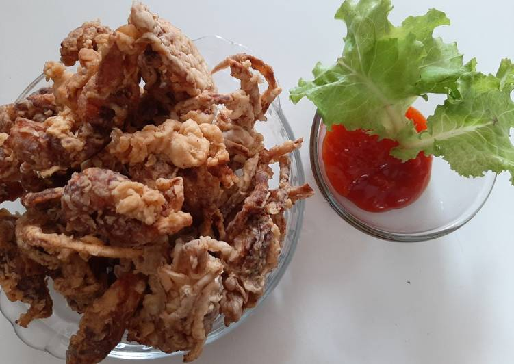 Kepiting Soka Crispy