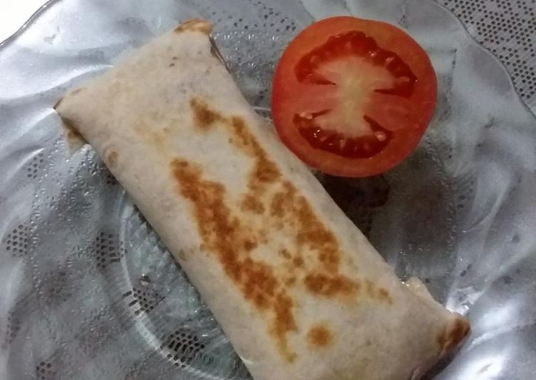Resep Burrito Ayam Oleh Ceritadapurestu Cookpad