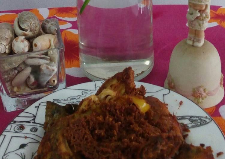 Ayam Goreng Lengkuas Parut Ala Dapur Saya😘