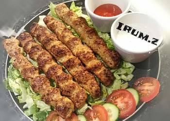 Easiest Way to Make Appetizing Chiken Kofta Kebab