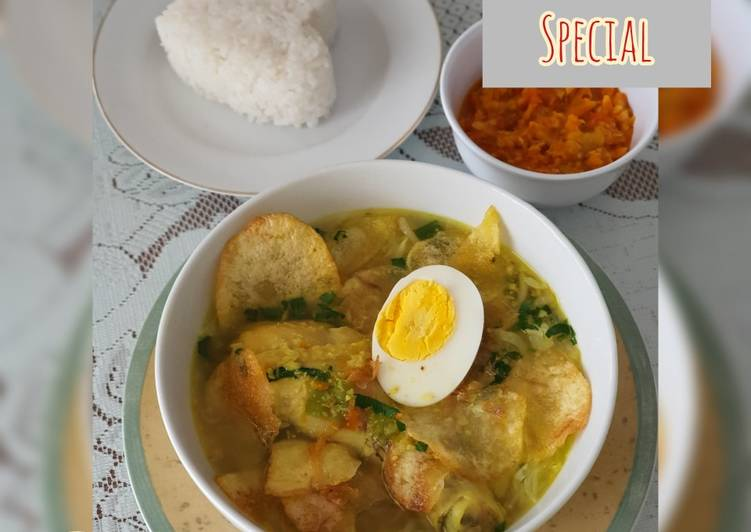 Soto Ayam Special