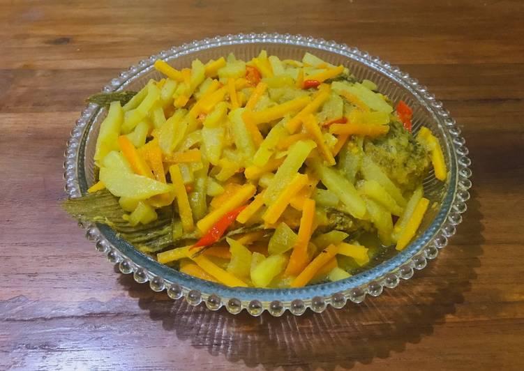 Gurami Acar Kuning