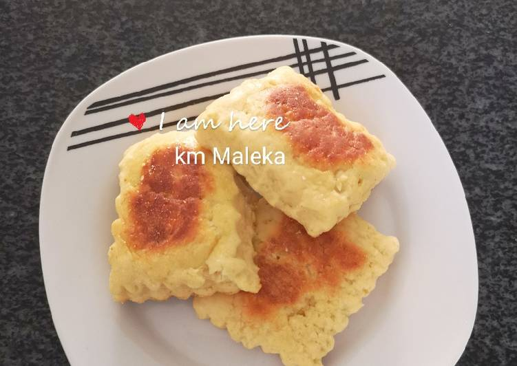 Simple Way to Make Quick Scones